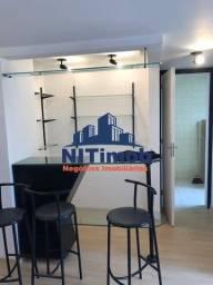 Título do anúncio: Apartamento para aluguel, 1 quarto, 1 suíte, 1 vaga, Icaraí - Niterói/RJ
