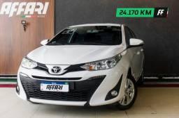 Toyota Yaris XL Plus Automático 2019 Baixa KM