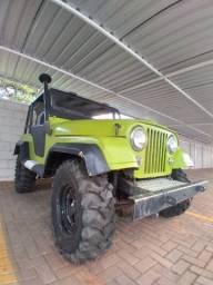 Jeep - Jipe - Motor Ford