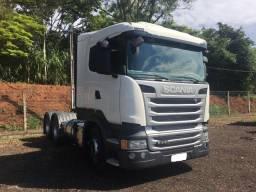 Scania Opticruise 440R 6x4 2017/17 automático