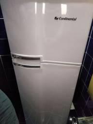 Geladeira Continental Frost Free gelando muito