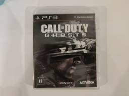 Jogo PS3 - Call of Duty (ghosts)