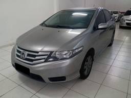 Honda City 2013 1.5 LX Automático - Excelente Estado