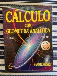 Livro Cálculo com geometria analítica vol. 1,
