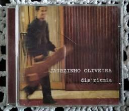 Cd Jairzinho de Oliveira Dis' Ritmia 2000