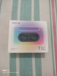 Fone de ouvido Qcy T1C (Novo dentro da caixa)