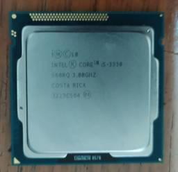 Processador Core i5 - 3330