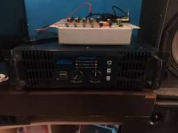 Amplificador oneal Op 3500