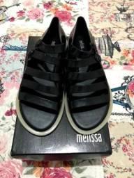 Sandália Melissa 60 reais