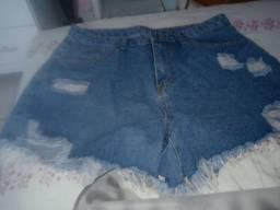 Título do anúncio: Short. Jeans
