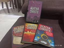Box de livros Agatha Christie n° 1
