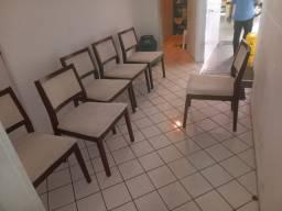 Estou vendendo essas cadeiras de mesa