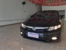 Honda Civic LXR 2.0 2014 TOP!!! Lindo!!!