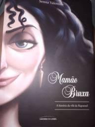 Livro mamãe bruxa
