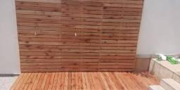 Título do anúncio: Deck e piscina de paletes