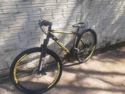 Vendo Bicicleta Usada 3 Vezes Nova Zera.