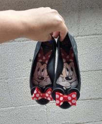 Sapatilha Minnie