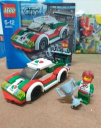 Lego City 60053 - Carro De Corrida