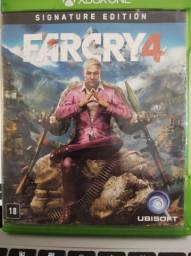 Game Farcry 4 para XBOX one