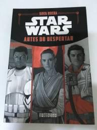 Livro Star Wars Antes Do Despertar