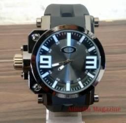 Relógio Oakley Gear Box Analógico (Atacado)