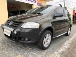 Vw - Volkswagen Crossfox | Revisado | Carro pro ano dele é um Extra ! Muito novo | - 2008