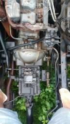 Caixa de marcha e diferencial do 13-180 Volks