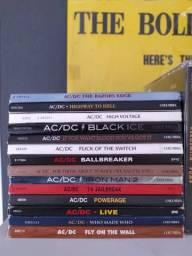 CDs AC/DC - 12 títulos