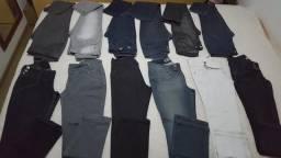 Lote de roupas femininas G (42)