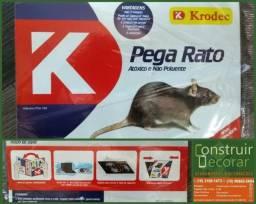 Ratoeira Adesiva Pega Rato não poluente - Adesivo Pega Rato