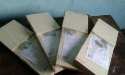 Conjunto de prateleiras Z Marfim