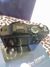 Vendo Camera Nikon ou Troco em Acondicionado