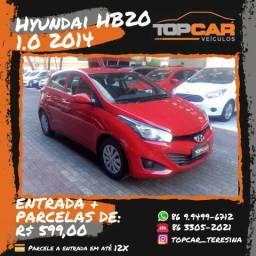 Hyundai HB20 1.0 2014 - 2014