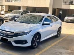 Honda Civic Exl 2.0 Flex, Branco Pérola, 23.000 KM ! - 2017