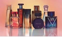 Perfumes feminino e masculinos da hinode