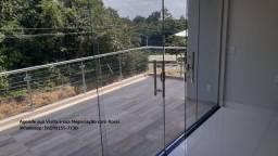Casa Duplex, 04 Suites em Condomínio Fechado. Reserva do Parque na Ponta Negra