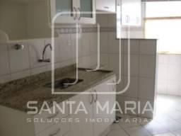 Apartamento para alugar com 2 dormitórios em Pq dos bandeirantes, Ribeirao preto cod:15399