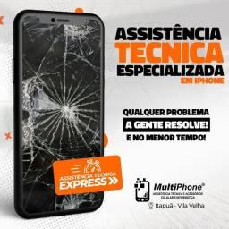 Troca de tela iphone Express .
