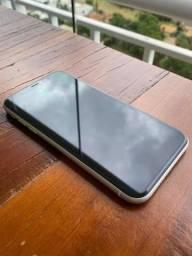 IPhone Xr 128gb, Branco, Desbloqueado, Perfeito Estado, Garantia, Não Aceito Troca