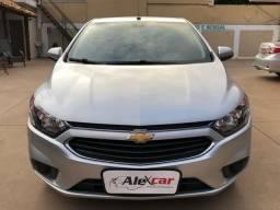 Chevrolet onix 1.4 mpfi lt 8v flex 4p manual 2018/2019 único dono - 2019