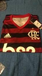 Vendo camisa oficial do Flamengo