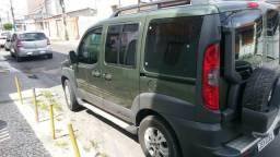 Doblo 2010 Adventure com kit gás 5 geração - 2010