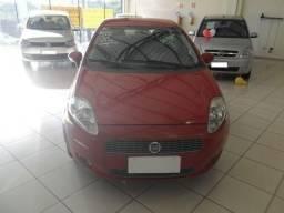 Punto 1.4 elx vermelho 2010 - 2010