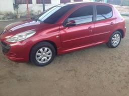 Peugeot 207 ANO 2010 Completo! - 2010