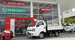 KIA Bongo K2500 2.5 Turbo Diesel C/ Carroceria Aço PRONTA ENTREGA Modelo 2022 - ZERO KM