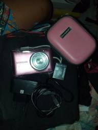 Máquina fotográfica da Samsung
