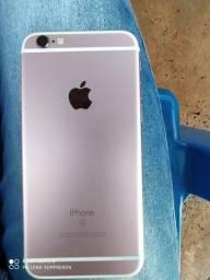 IPhone 6s 64 GB vendo ou troco