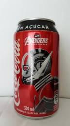 Lata fechada Avengers Coca-Cola (Homem formiga)