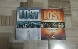Série Lost, Primeira e Segunda Temporada