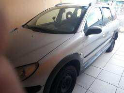 Peugeot escapade 1.6 flex 08 - 2008